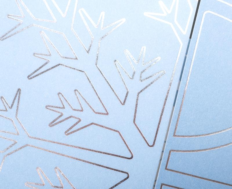 Close-up of Foil
